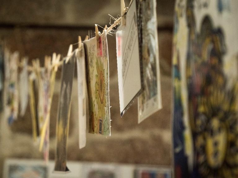 II Convocatoria Internacional de Arte Postal