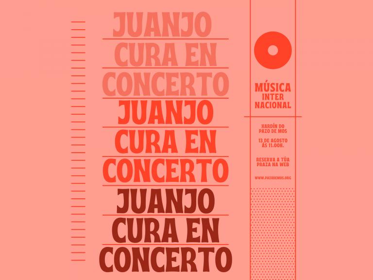 Juanjo Cura en Concerto